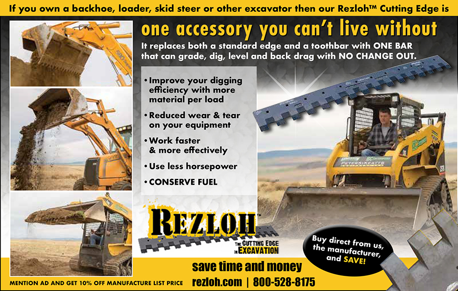 Rezloh – Learn more about the Rezloh Cutting Edge, a heavy